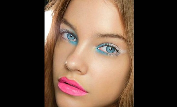Prom Makeup For Blue Eyes