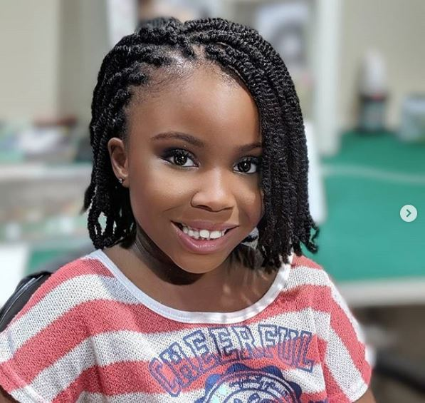 60 Pictures Of Kinky Twist Braids Hairstyles In 2020 To Try This