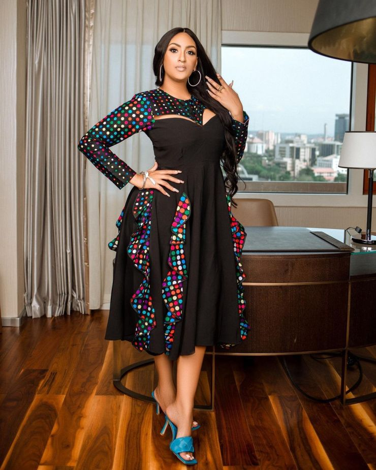 Juliet Ibrahim- Looking Stunning And Setting Trend