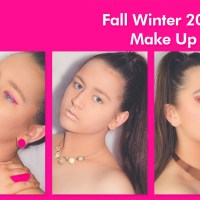 Top Makeup Trends Fall/Winter 2014