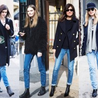 Street Wear Inspired Denim Trends for Fall/Winter 2014-2015