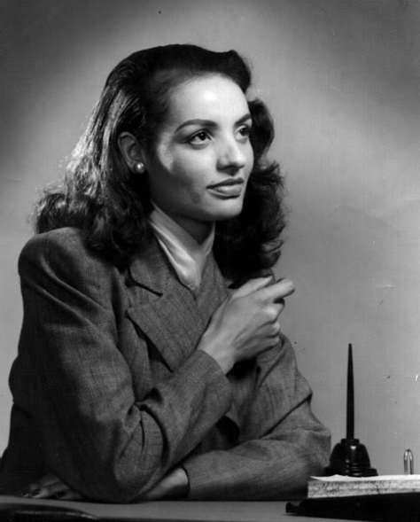 Ophelia DeVore Mitchell (August 12, 1922 – February 28, 2014)