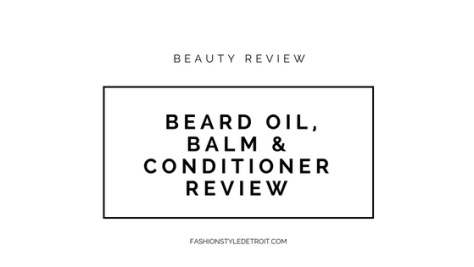 product-review-for-men-beard-oil-balm-conditioner-review