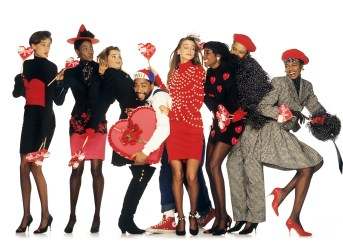 patrick kelly african american history designers designer runway happy 1988 vogue designs toscani oliviero month clothing clothes spirit thursday fall
