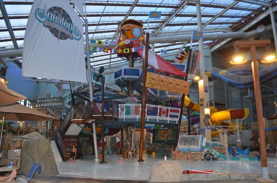 Hotel Review Camelback Resort And Waterpark Poconos Pa