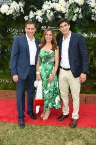 Kenneth Fishel, Maria Fishel, Bradley Fishel