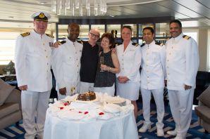 Marilyn Platzer and Crew