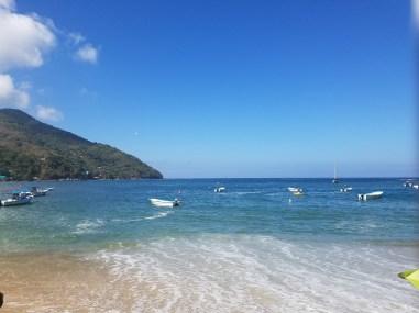 Beach in Yelapa