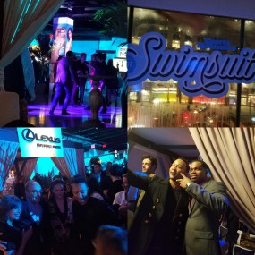 SI Illustrated Swimsuit Issue 17 Party