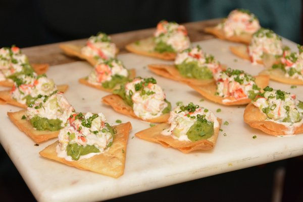 Lobster Flatbread