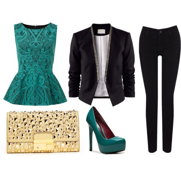 Polyvore Combinations For A Night Out  fashionsycom