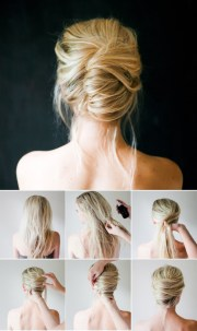 super easy step hairstyle