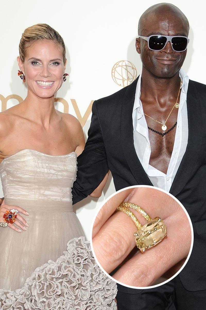 Celebrity Engagement Rings  fashionsycom