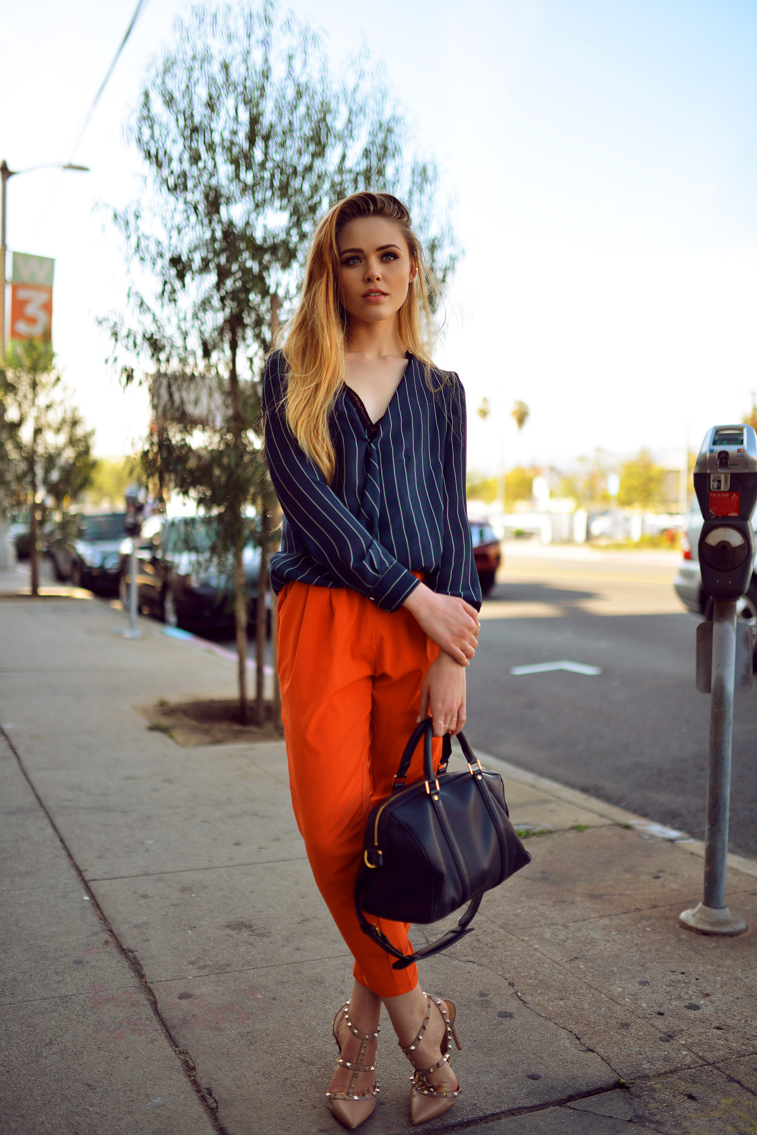 Kristina Bazan  a blogger with a great sense of style  fashionsycom