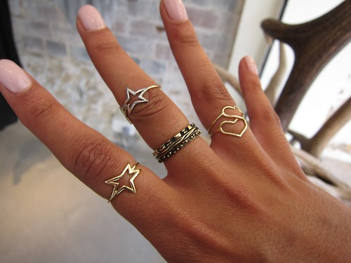 Midi Rings To Refresh Your Summer Look