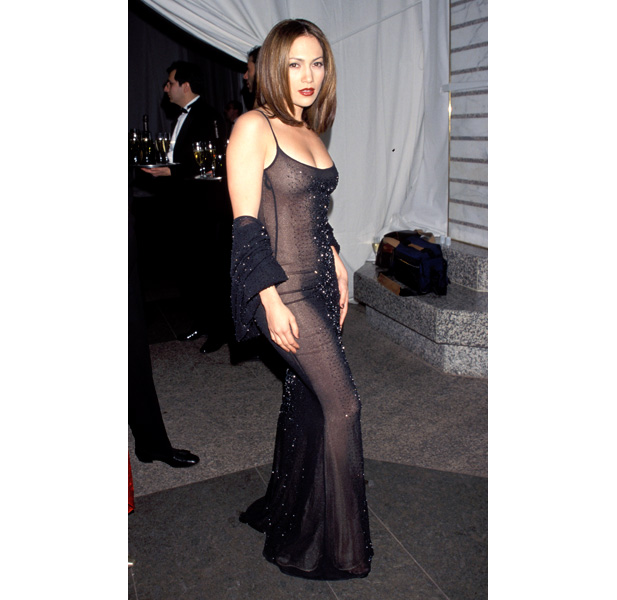 The Style of J Lo 45 Photos for Her 45th Birthday  fashionsycom