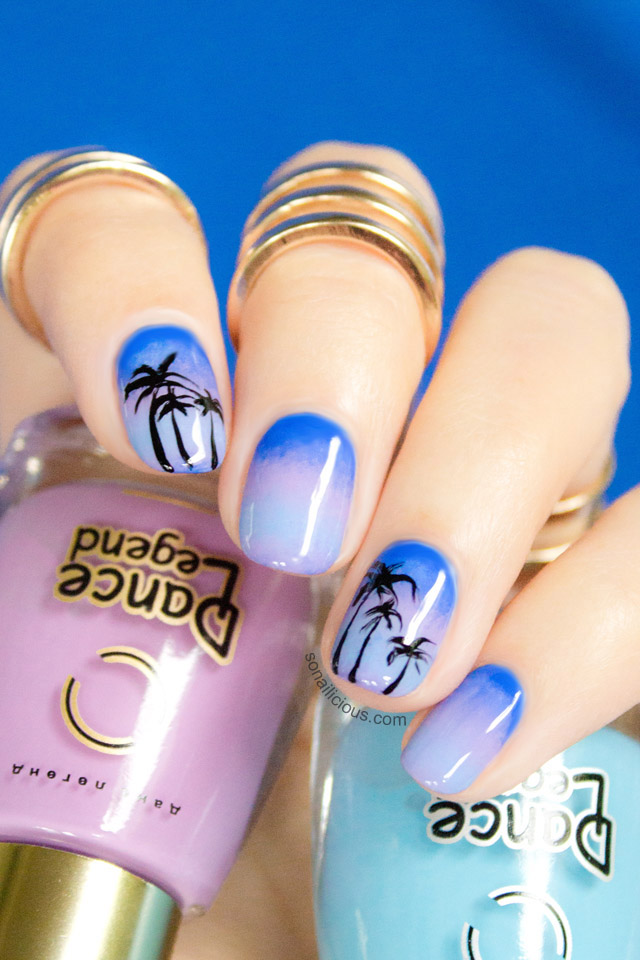 Sea Inspired Nail Designs To Try This Summer Fashionsy Com