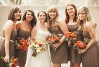 7 Fall Wedding Colors For Bridesmaid Dresses - fashionsy.com