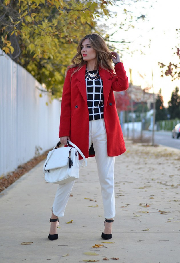 The Best Way to Attract a Man is to Wear Red  fashionsycom