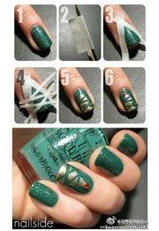 simple fabulous nail tutorials