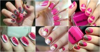 Nail Designs With Pink Images - easy nail designs for ...