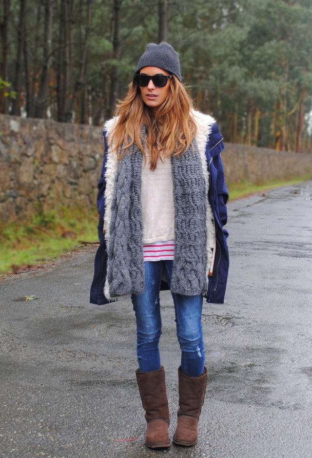 casual winter outfits for