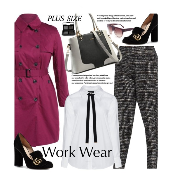 Plus Size Women Over 50 Style Tips Office Looks 2019