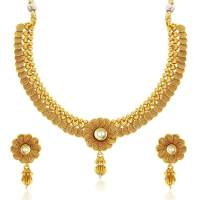 Gold Necklaces To Compliment The Beauty of Your Neckline ...