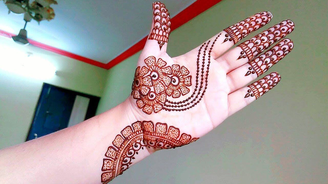 Mehandi Designs 2019 Arabic