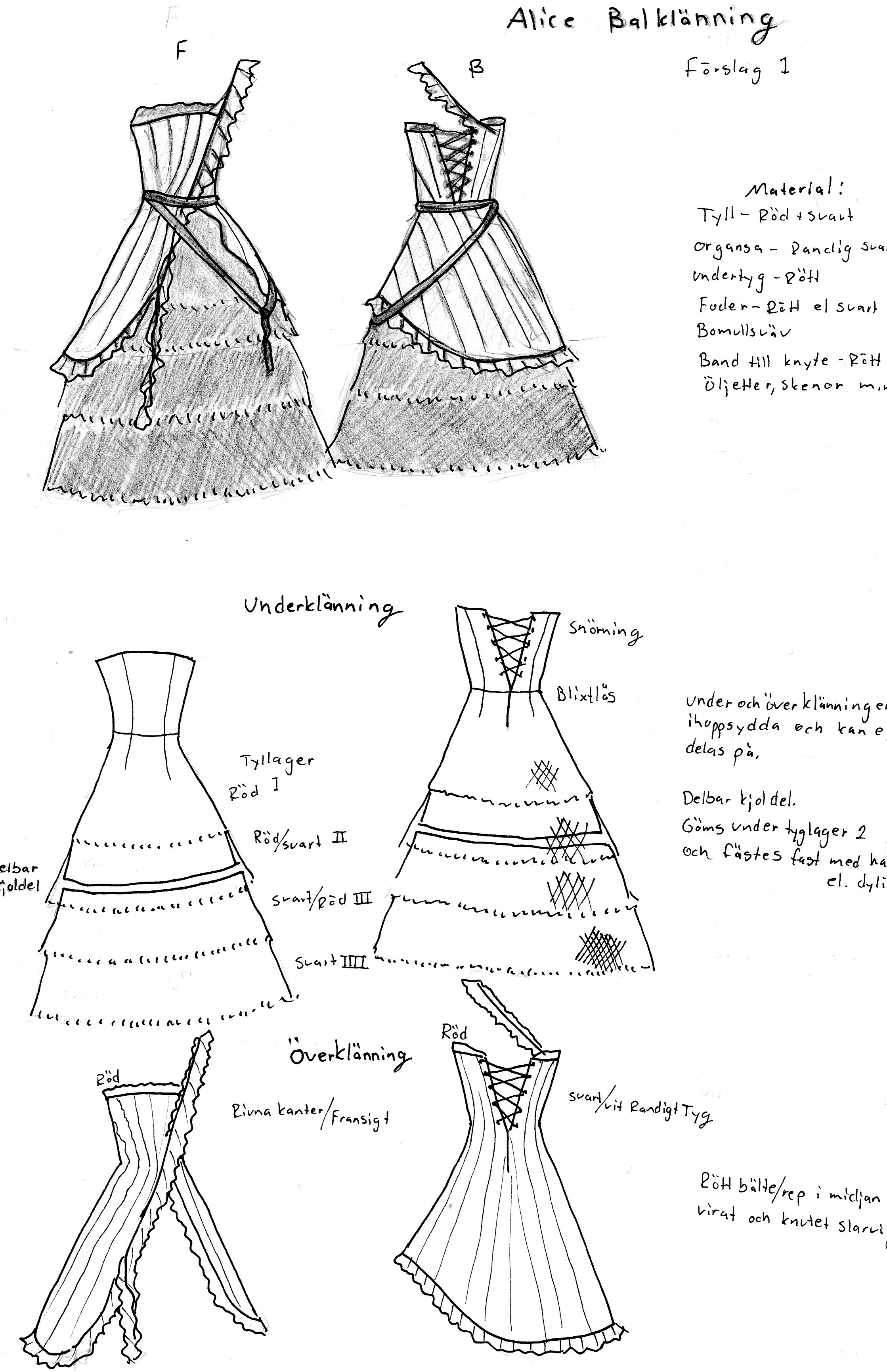 Throwback Thursday: The Overly Fab Tuille Prom Gown