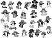 1930-1940 fashion time