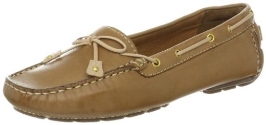 Clarks Women's Dunbar Racer Loafer,Luggage,8.5 M US