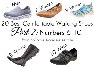20 Best Comfortable Walking Shoes Part 2 Numbers 6-10