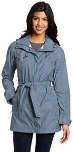 Types Of Coats Columbia Women's Pardon My Trench Rain Jacket