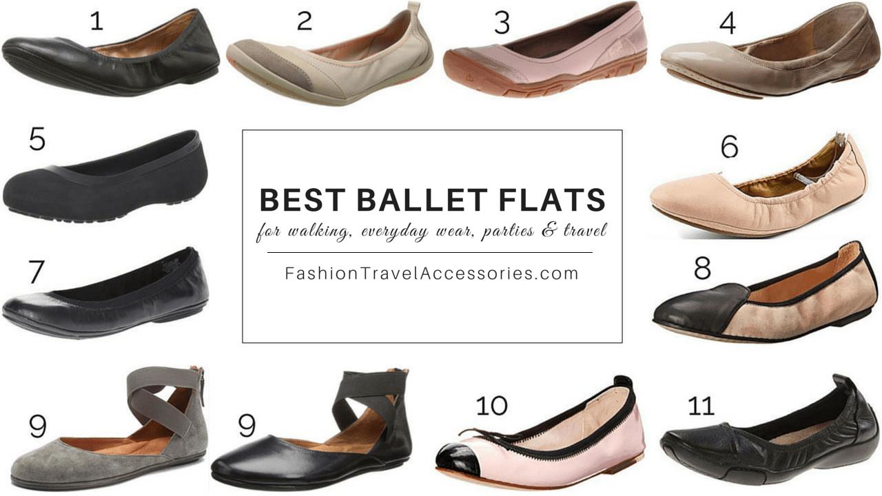 Best Ballet Flats For Walking, Everyday