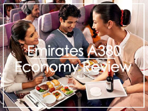 Emirates A380 Economy Review 10