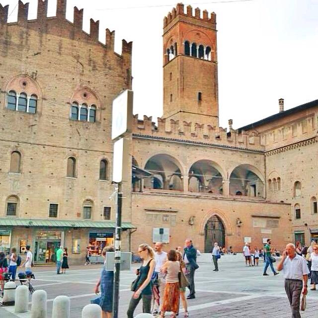 Bologna Italy Fashion Travel Accessories 1
