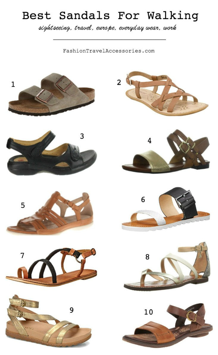 2_Best_Sandals_For_Walking_in_Europe Travel & Everyday Wear