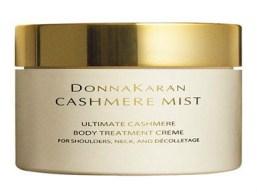 5 Dona Karan Cashmer Mist Cream