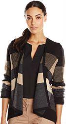 10 Spring Cardigan Sweater Paris Pendleton Women's Crossover Cardigan Sweater