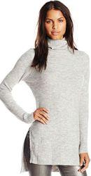 3 Sweaters For Paris Noisy May Women's Milo Long-Sleeve Turtleneck Sweater