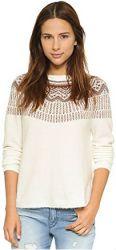 4 Sweaters For Paris Joie Women's Jehannon Fair Isle Sweater