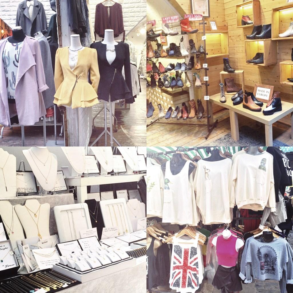 7 Alex Quint Camden Market London Fashion Travel Accessories