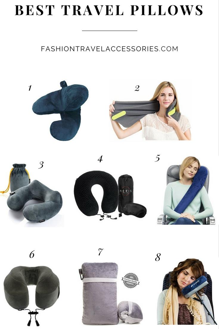 Best Travel Pillow & Neck Support Pillow: A Comprehensive