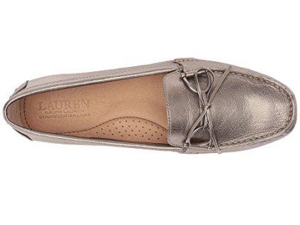 19 Ralph Lauren Women's Caliana Slip-On Loafer