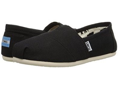 21 Comfortable Walking Shoes For Europe TOMS Women's Classics