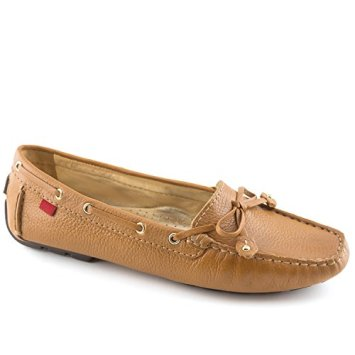 6. Marc Joseph New York Genuine Loafer Leather Best Penny Loafers For Women Stylish Travel