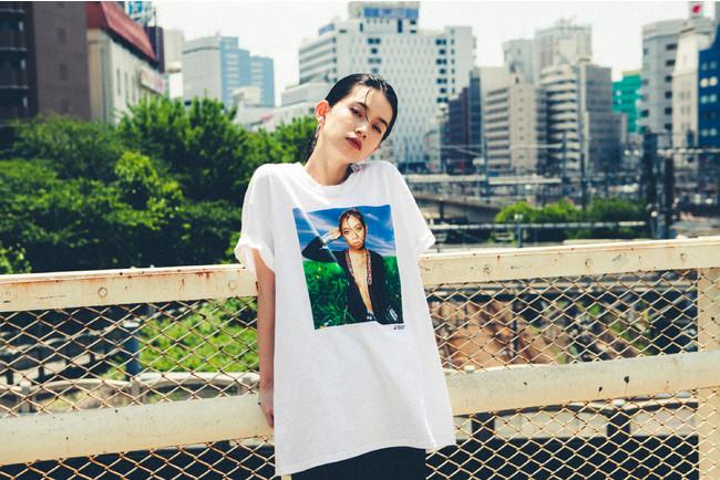 UA (ウーア)x Journal Standard スペシャルコラボレーションT-Shirts 6月25日(金)店舗販売開始販売に先駆けてビジュアルが公開!