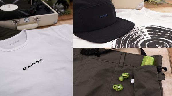 ~ ファッションも含めた音楽ライフスタイルを提案するOnkyo Classic Series ~ オンキヨークラシックロゴデザインのアパレル商品がABAHOUSEにて発売開始