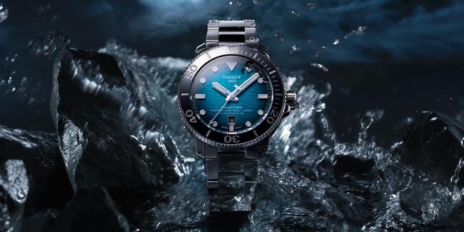 ついに発売開始!TISSOTが放つ新しい深海の覇者、Tissot Seastar 2000 Professional